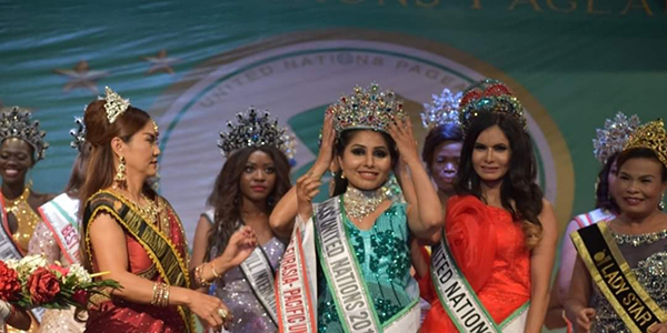 United Nations Pageants World Finals: Ankita Shetty from Australia Wins Against 39 Countries