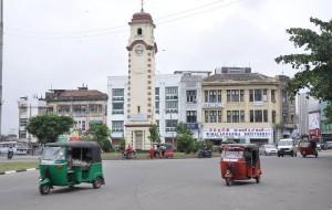eLanka   Khan Clock Tower – popular landmark in Pettah By Arundathie Abeysinghe
