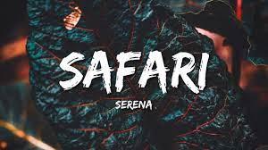 eLanka | Serena – Safari (Lyrics)