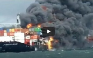 """""""MARITIME DISASTER"""" – By Des Kelly"""