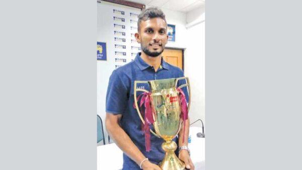 Country boy Dasun Shanaka to bail out the beast-BY CALLISTUS DAVY