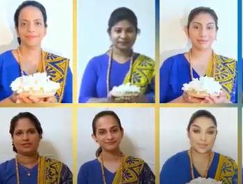 eLanka | Past Pupils of Visakha Vidyalaya U.A.E Presents – Danno Budunge